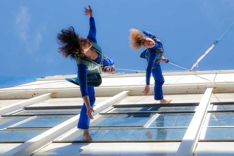 Die 13. Internationalen Tanztage mit einem europaweit einmaligen Programm finden vom 5. bis 14. Mai am Oldenburgischen Staatstheater statt.