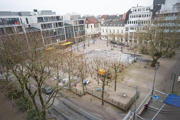 Für eine Million Euro soll der Waffenplatz in Oldenburg umgebaut werden.