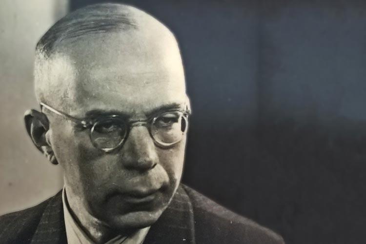 Portrait Ernst Beyersdorff, 1927.