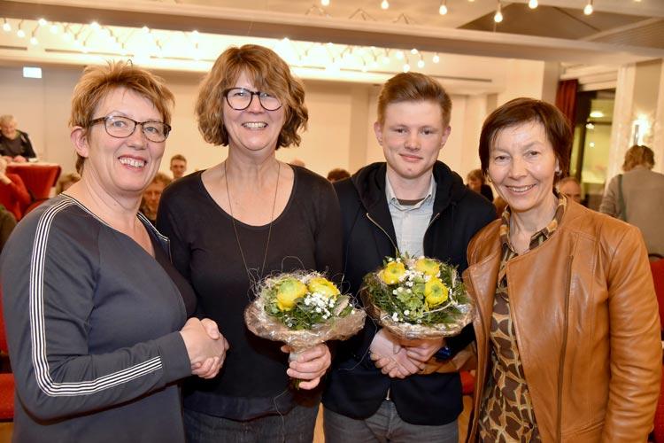 Mit einem doppelt gemischten Doppel treten Oldenburgs Grüne zur Landtagswahl 2018 an. Die Partei nominierte Susanne Menge und Tim Harms.