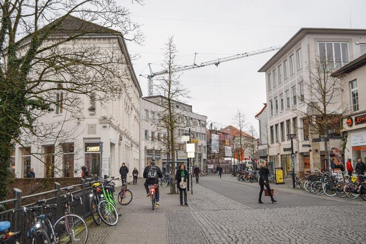 Die Heiligengeiststraße ist das Sorgenkind der Oldenburger Innenstadt.