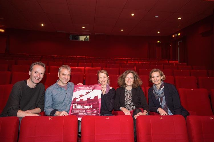Filmlehrer der Region laden Kinder und Jugendliche zur Teilnahme an dem Schülerfilmwettbewerb Filmklappe Oldenburg ein.