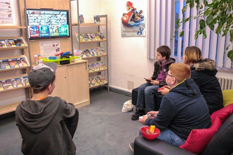 In Oldenburg findet wieder ein Gaming-Abend statt.