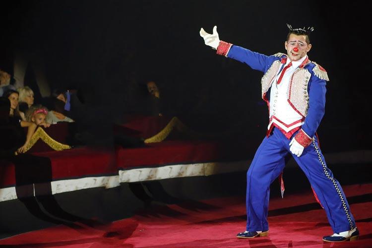 Henry – Prince of Clowns kommt erstmals nach Deutschland.