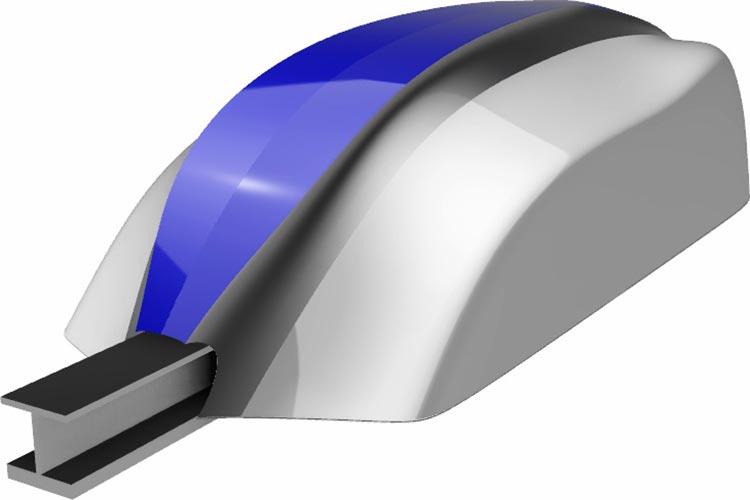 Die Transportkapsel des Hyperloop-Pods soll nun gebaut werden.