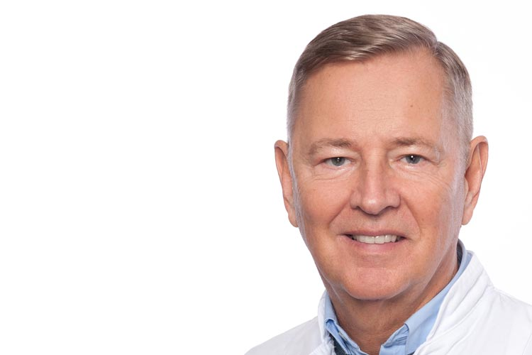 Prof. Dr. Jürgen Ennker wird kommissarischer Klinikdirektor der Universitätsklinik für Herzchirurgie am Klinikum Oldenburg.