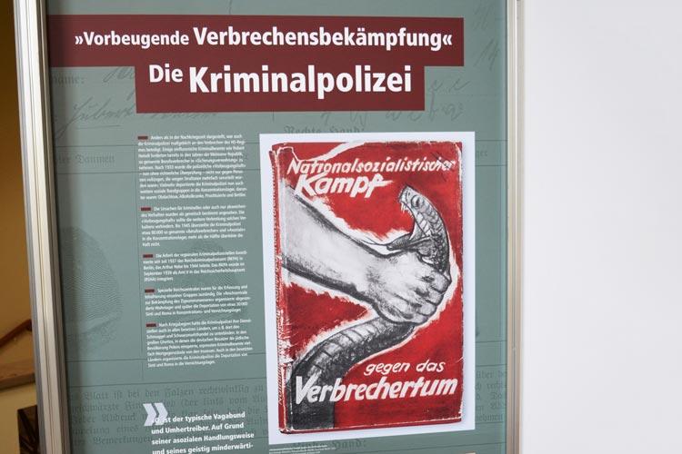 72 Jahre nach Kriegsende ist die Rolle der Polizei im NS-Staat noch nicht abschließend erforscht.