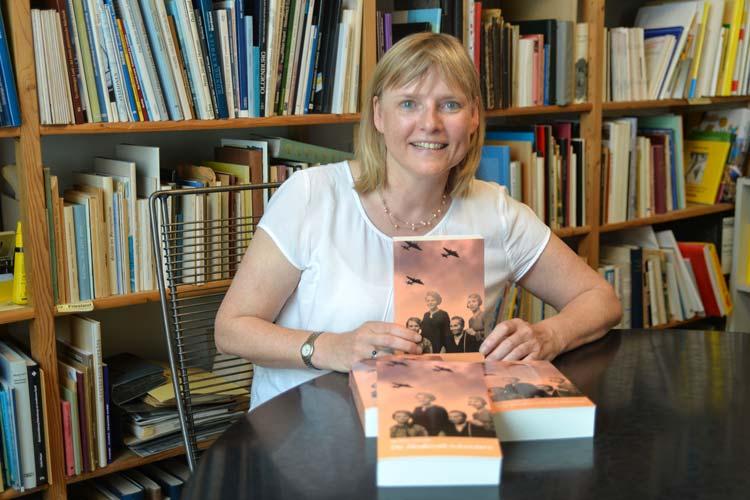 Barbara Delvalle hat mit ihrem Erstlingswerk das Thema NS-Zwangssterilisationen aufgegriffen.