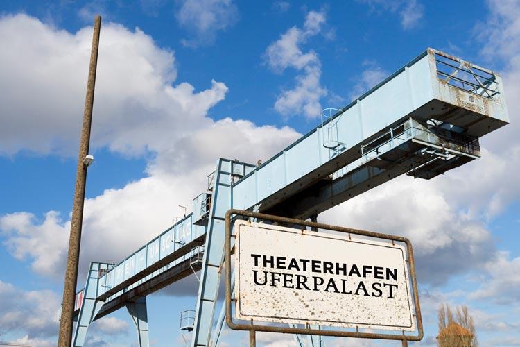 Am Oldenburger Hafen wird im nächsten Jahr ein Uferpalast entstehen.
