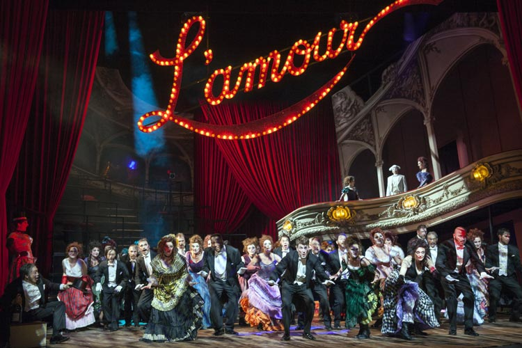 Carmen hat die Zuschauer des Oldenburgischen Staatstheaters begeistert.
