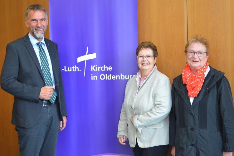 Ab heute tagt die Synode der Evangelisch-Lutherischen Kirche in Oldenburg für drei Tage im Evangelischen Blockhaus Ahlhorn.