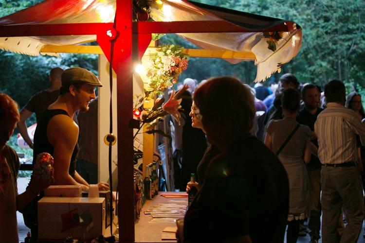 Die Studentenwerksbühne Unikum feiert ihr 25-jähriges Bestehen. Ein guter Grund unter dem Titel unifrei ein Campus-Kultur-Festival zu feiern.