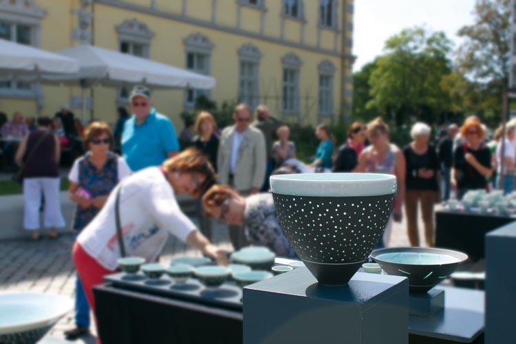 Am 5. und 6. August können Schätze der Keramikkunst bei den 35. internationalen Keramiktagen in Oldenburg gefunden werden.