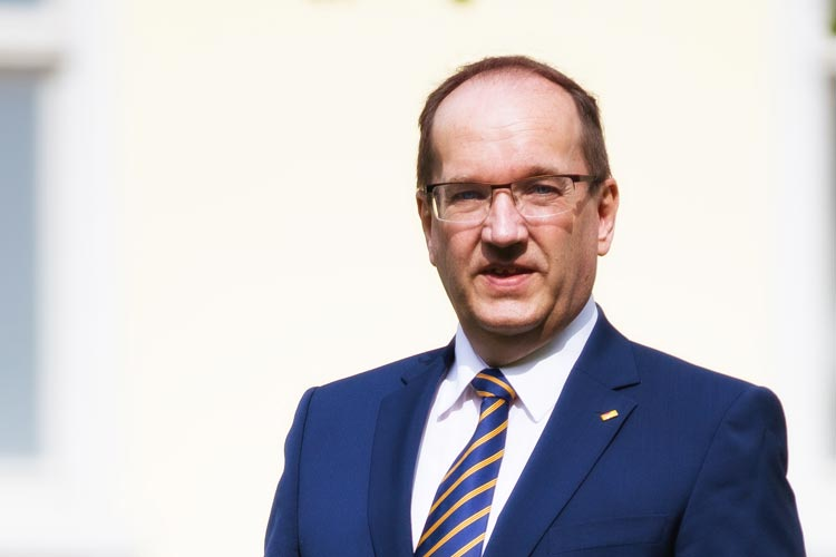 Wir stellen die Bundestagskandidaten 2017 vor. Auch Nils Krummacker (FDP) hat unsere Fragen für einen kurzen Steckbrief beantwortet.