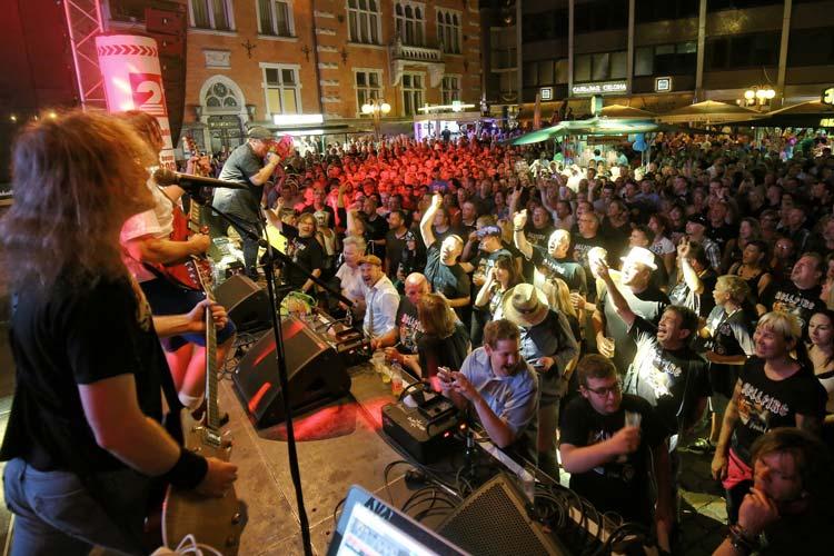 Mehr als 300.000 Besucher werden auf dem diesjährigen Stadtfest in der Oldenburger Innenstadt erwartet.