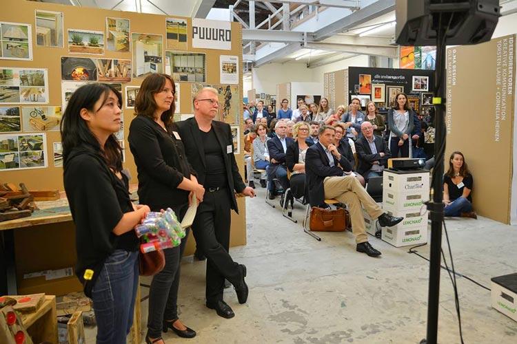 Die Oldenburger Kreativbranche präsentiert sich vom 14. bis zum 17. September auf der Creative Oldenburg. 23 Aussteller stellen sich vor.