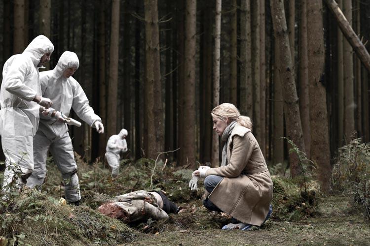 Der Fall Holdt wird in einem zweiten Screening in der JVA gezeigt.