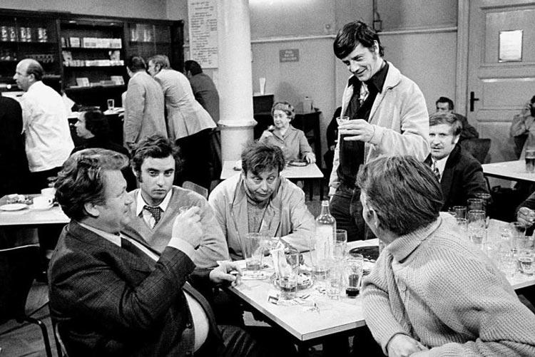 """1973 wurde der Bremer Tatort """"Ein ganz gewöhnlicher Mord"""" zum ersten Mal ausgestrahlt."""