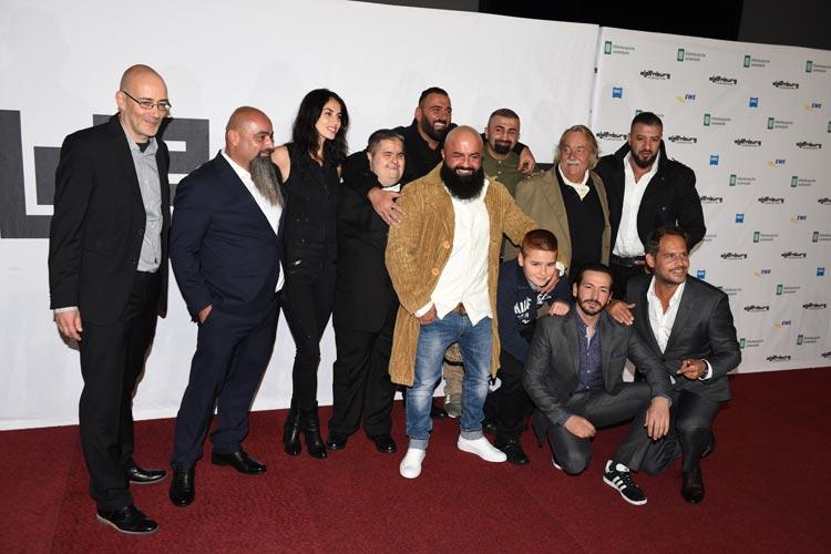 Das 24. Internationale Filmfest Oldenburg wurde gestern in der EWE-Arena gestartet.