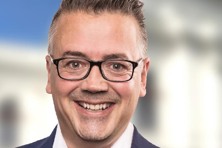 Christoph Baak (CDU) kandidiert zur Niedersächsischen Landtagswahl.