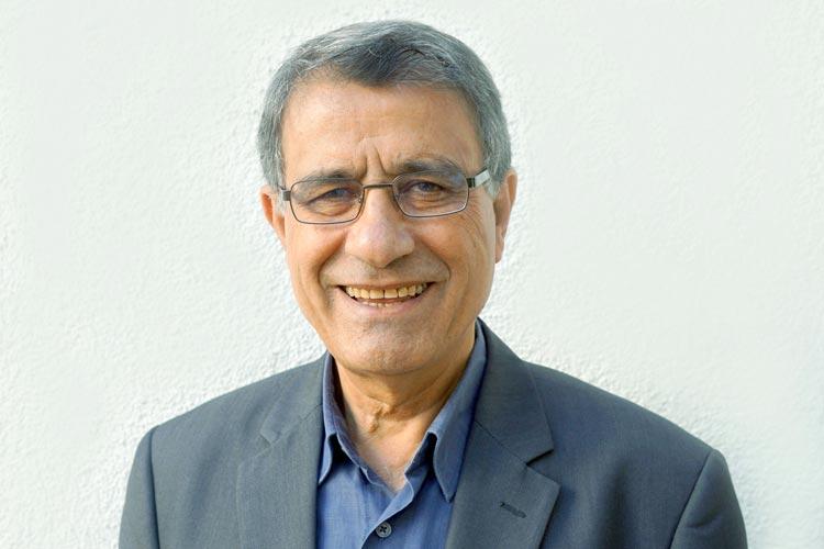 Mousa Mazidi (Die Linke) kandidiert für den Niedersächsischen Landtag.