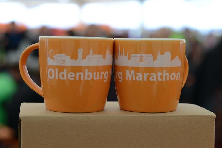 Der Oldenburg-Marathon findet am kommenden Sonntag statt. Zahlreiche Straßen werden gesperrt sein.