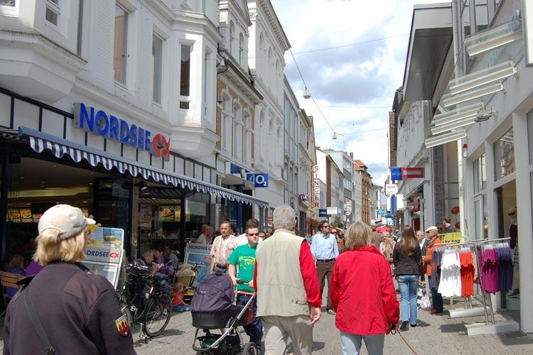 Oldenburg wächst, wird jünger und internationaler. Ursache dafür ist hauptsächlich der Zuzug von Geflüchteten und Studierenden.