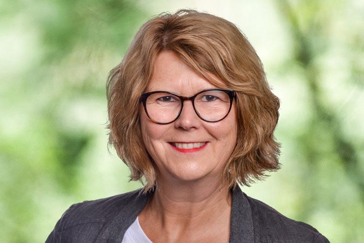 Susanne Menge (Bündnis 90/Die Grünen) kandidiert für den Niedersächsischen Landtag.