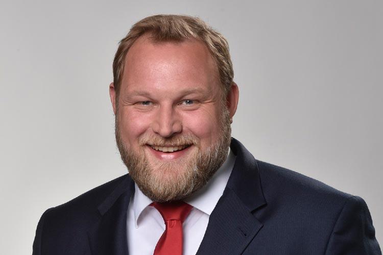 Ulf Prange (SPD) kandidiert für die Niedersächsische Landtagswahl.