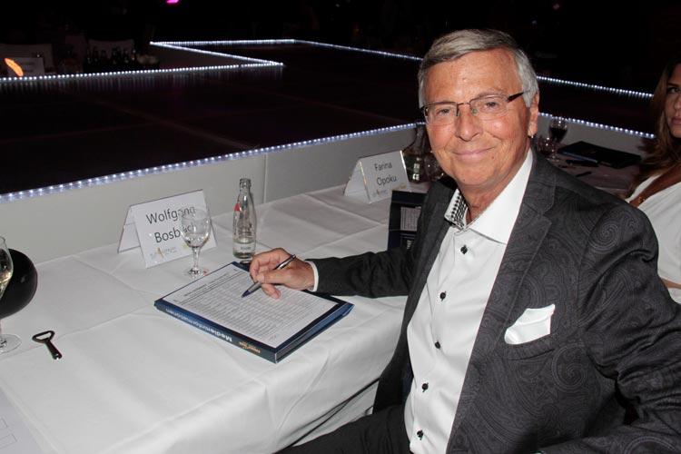 Wolfgang Bosbach ist eines der Jurymitglieder, wenn es um die Wahl zur Miss50plus Germany in Oldenburg geht.