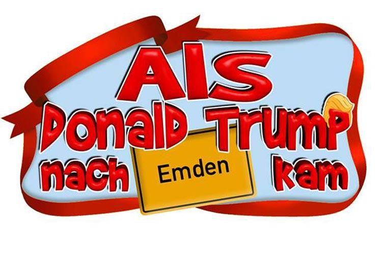 """Das Hörspiel """"Als Donald Trump nach Emden kam"""" ist der Gewinner des ersten Hörspielpreises Nordwest."""