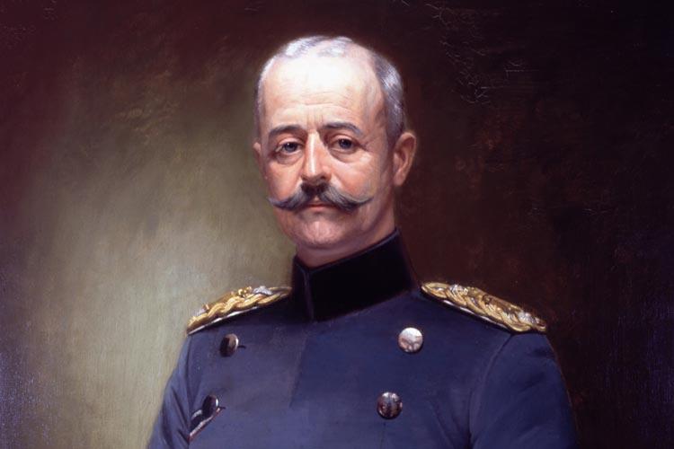Oldenburgs letzter Großherzog Friedrich August von Oldenburg von Bernhard Winter.