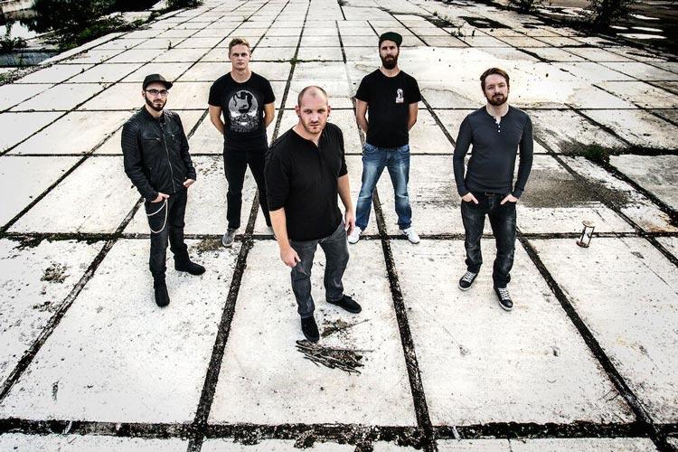 """Die Hardcore Band Malcolm Rivers aus Münster wird ebenfalls auf dem """"Visbek Rockt""""-Festival auftreten."""