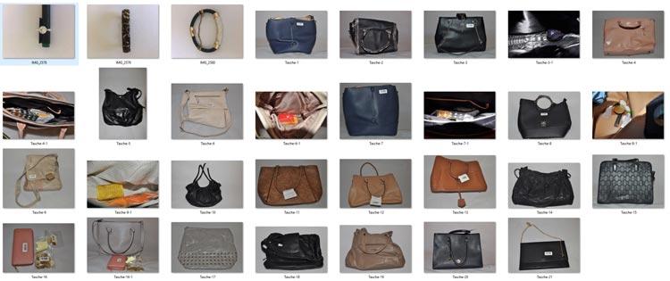 Die Oldenburger Polizei sucht nach den Eigentümern von sichergestellten Gegenständen.