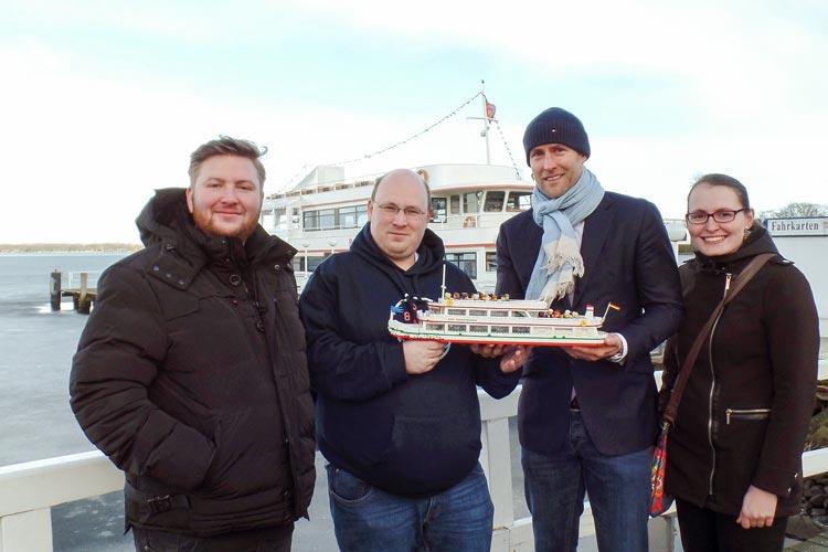 Die zweite Lego-Ausstellung Bricks am Meer findet in der Wandelhalle in Bad Zwischenahn mit zirka 50 Ausstellern statt.