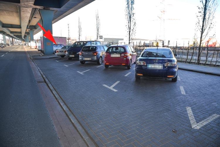 Das gesuchte Fahrzeug der vermissten Oldenburgerin Danuta Lysien wurde gestern von der Polizei Bremen im Ortsteil Neustadt aufgefunden.