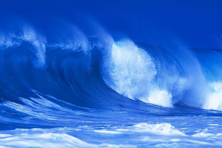 Eines Tages könnten Monsterwellen vorhergesagt werden.