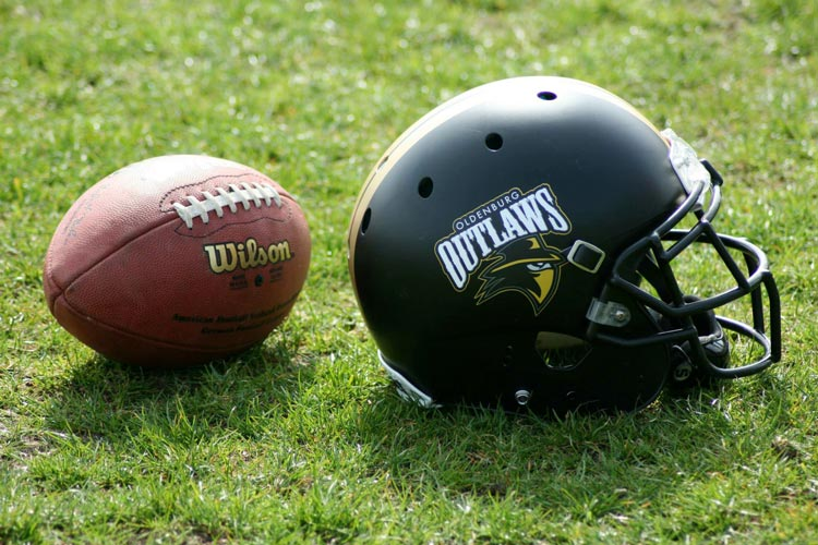 Wer mehr über American Football wissen möchte, hat am kommenden Samstag eine gute Gelegenheit bei Football is Family der Oldenburger Outlaws.