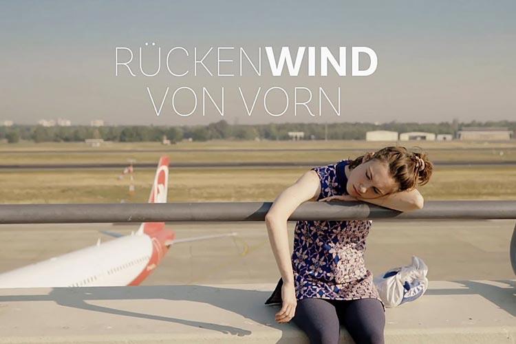 """""""Rückenwind von vorn"""" wurde auf der Berlinale gezeigt."""
