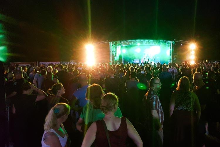 In diesem Jahr werden rund 2500 Gäste beim Apen Air Festival erwartet.
