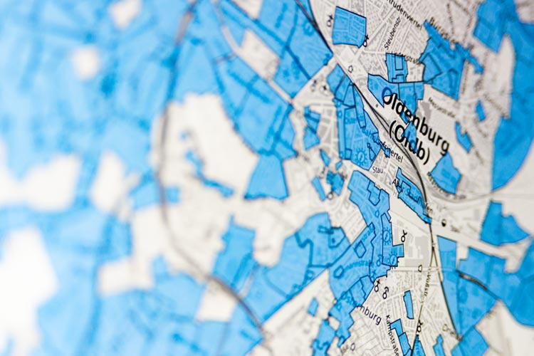 Die Stadt hat Bebauungspläne ab sofort online gestellt.