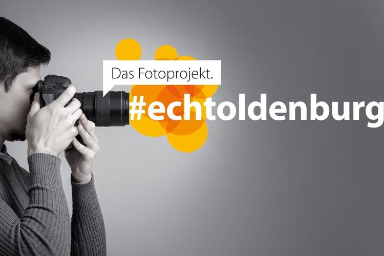 Die OTM startet mit einem Fotoprojekt, das Oldenburg in den Fokus nimmt.