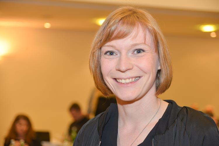 Nicole Piechotta steht vor der Wahl zur Vorsitzenden der Oldenburger SPD.
