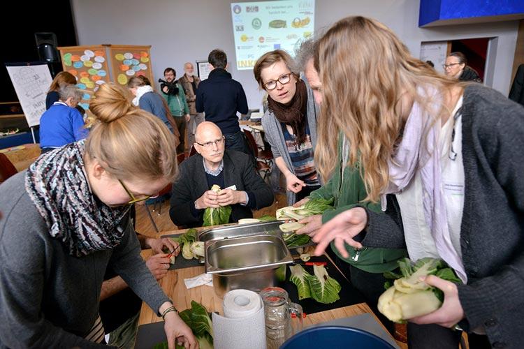 Aufstand für das Leben – dazu fordern die Oldenburger Zukunftstage in diesem Jahr auf.