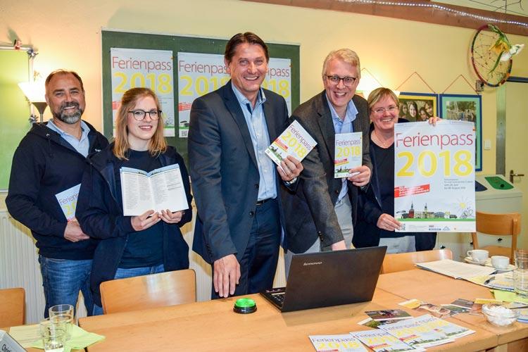Auch in diesem Jahr veranstaltet der Fachdienst Jugend und Gemeinwesenarbeit der Stadt Oldenburg wieder ein Sommerferienprogramm für alle Kinder, die daheim bleiben. Mehr als 550 Aktionen sind im Ferienpass enthalten.