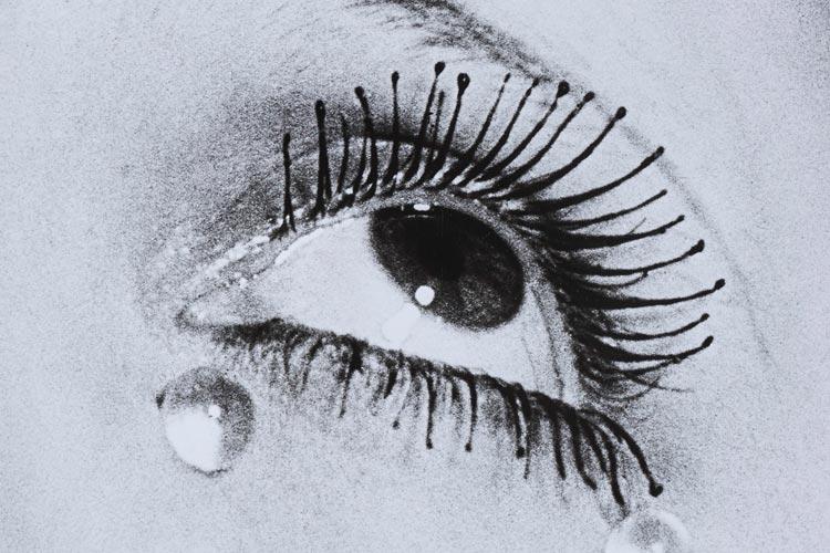 Man Ray, Larmes, 1930, Silbergelatine Reprint, Griffelkunst.