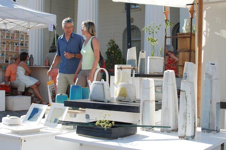 Die Internationalen Keramiktage Oldenburg finden am 4. und 5. August statt. 130 Keramiker und Designer aus zwölf Ländern zeigen ihre Arbeiten.