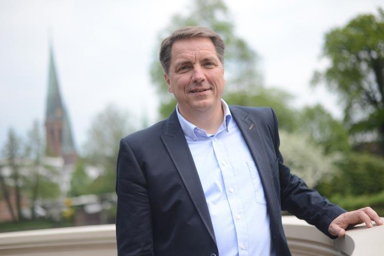 Oldenburgs Oberbürgermeister Jürgen Krogmann.