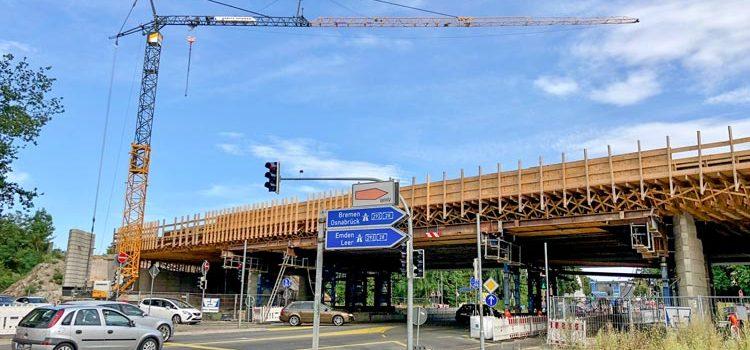 City Center Oldenburg: CCO-Tiefgarage wird saniert