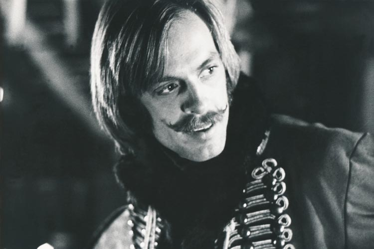 Keith Carradine in Die Duellisten.